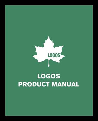 LOGOS PRODUCT MANUAL