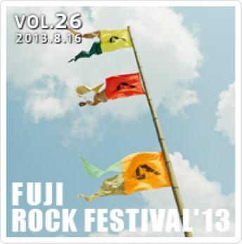 FUJI ROCK FESTIVAL '13