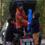 午前10時前、宮崎家が到着。率先して荷物を運んでいるのは、長男・翠くん。さっすが、お兄ちゃん!