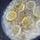 レモンスライス、オレガノ、オリーブオイル、黒こしょうを加えて、まさかのイタリアン風に! ウソでしょ?