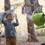 子供が喜ぶテッパンアイテム=シャボン玉。新製品「キャンプで遊ぼう!シャボンダマシーン」は、まわりのサイトからも注目の的。