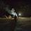 そして、「LOGOS パワーストックランタン2000」が周囲を照らすべく灯りをアシストする頃、ついに完成!