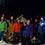 みなさま、ありがとうございました。今度は、世界初のキャニオニングの雪上版・スノーキャニオングに挑戦したいっす。