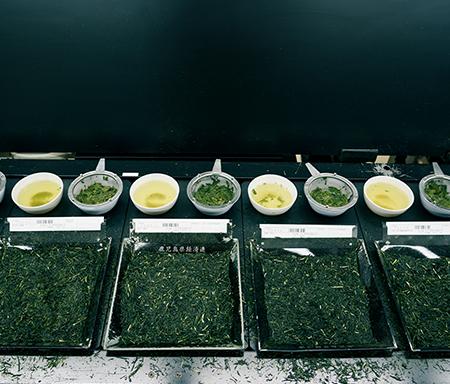 日本のお茶は、<BR>鹿児島のやさしさでできている。