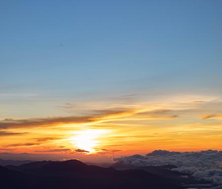 「はじめての富士登山。本誌編集長の場合」