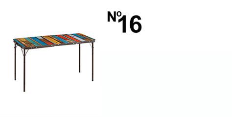 ベンチテーブルセット6 (メイプル)