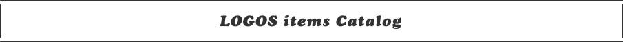 LOGOS items Catalog