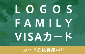 LOGOS FAMILY VISA�J�[�h