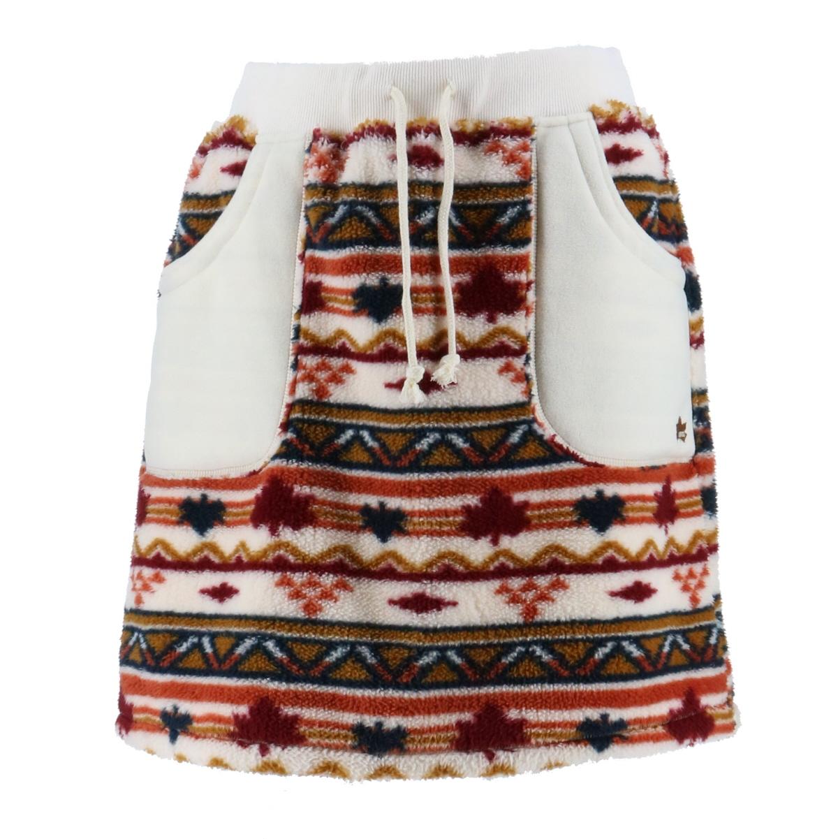 モコモコソフトスカート(レディース)
