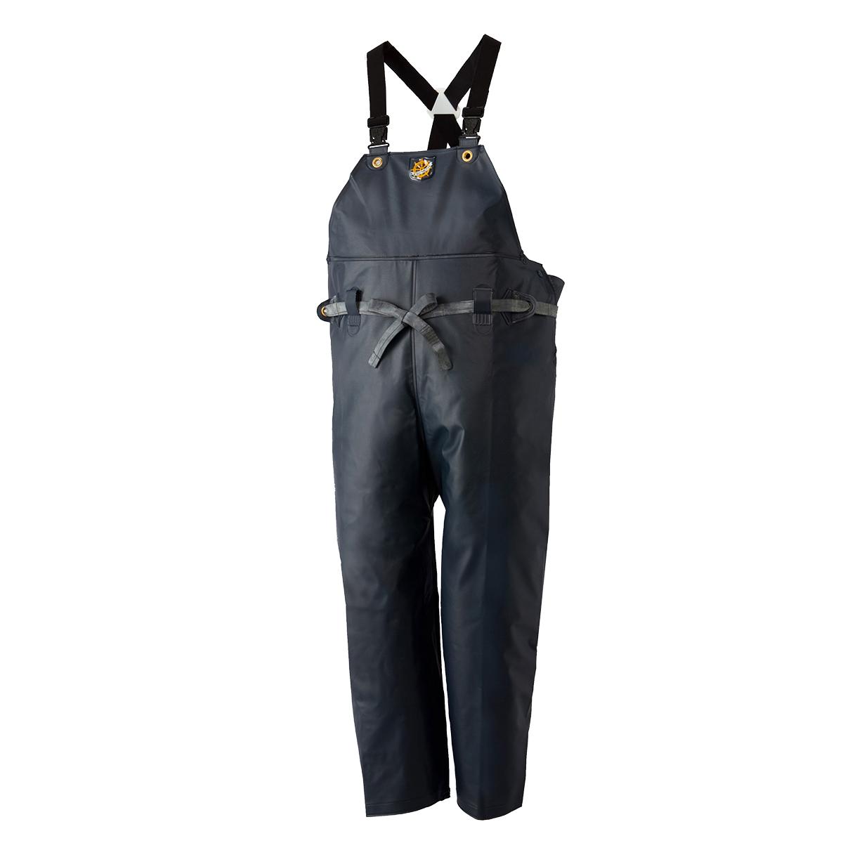 クレモナ水産 胸当付ズボン(サスペンダー式)