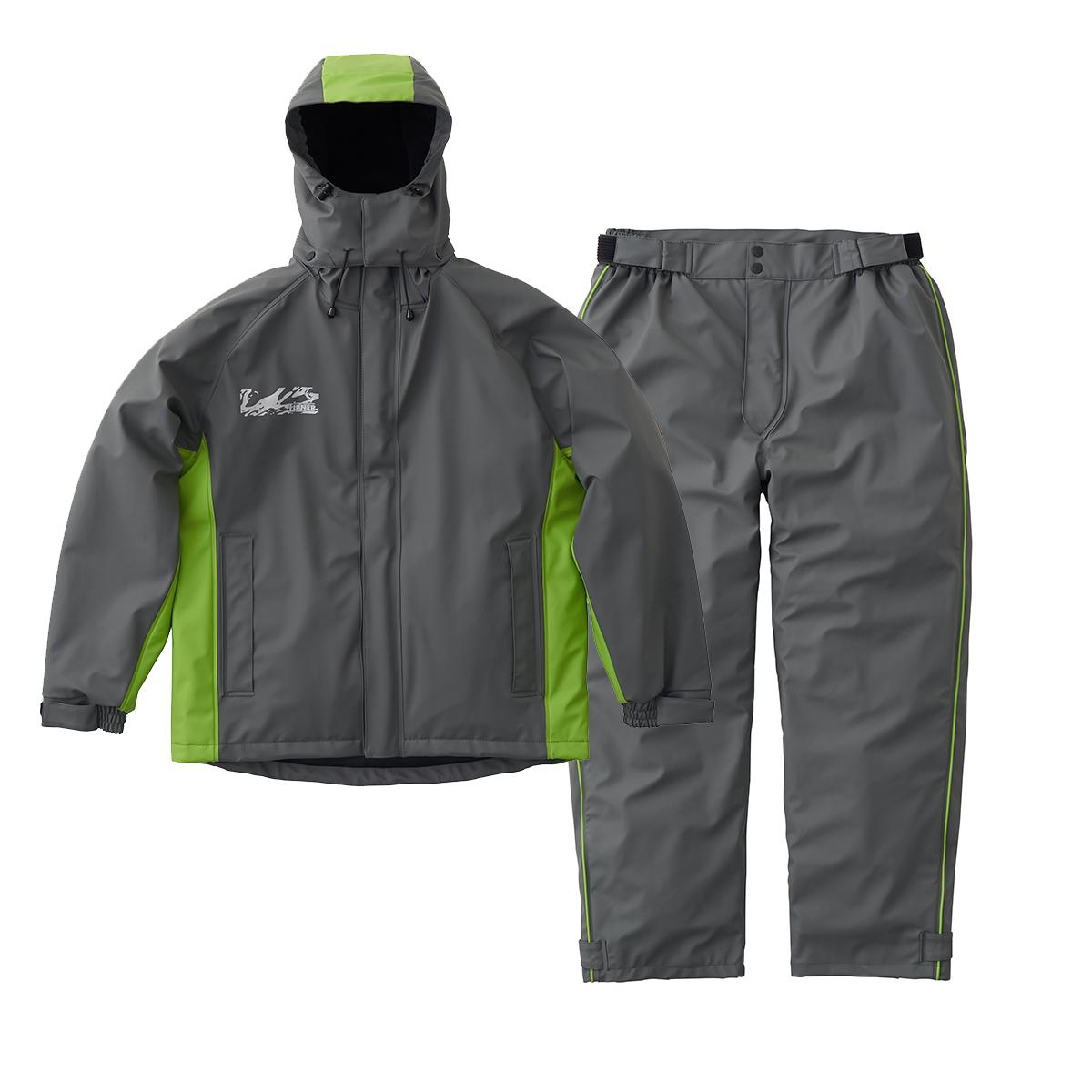 超耐水防水防寒スーツ パメラ