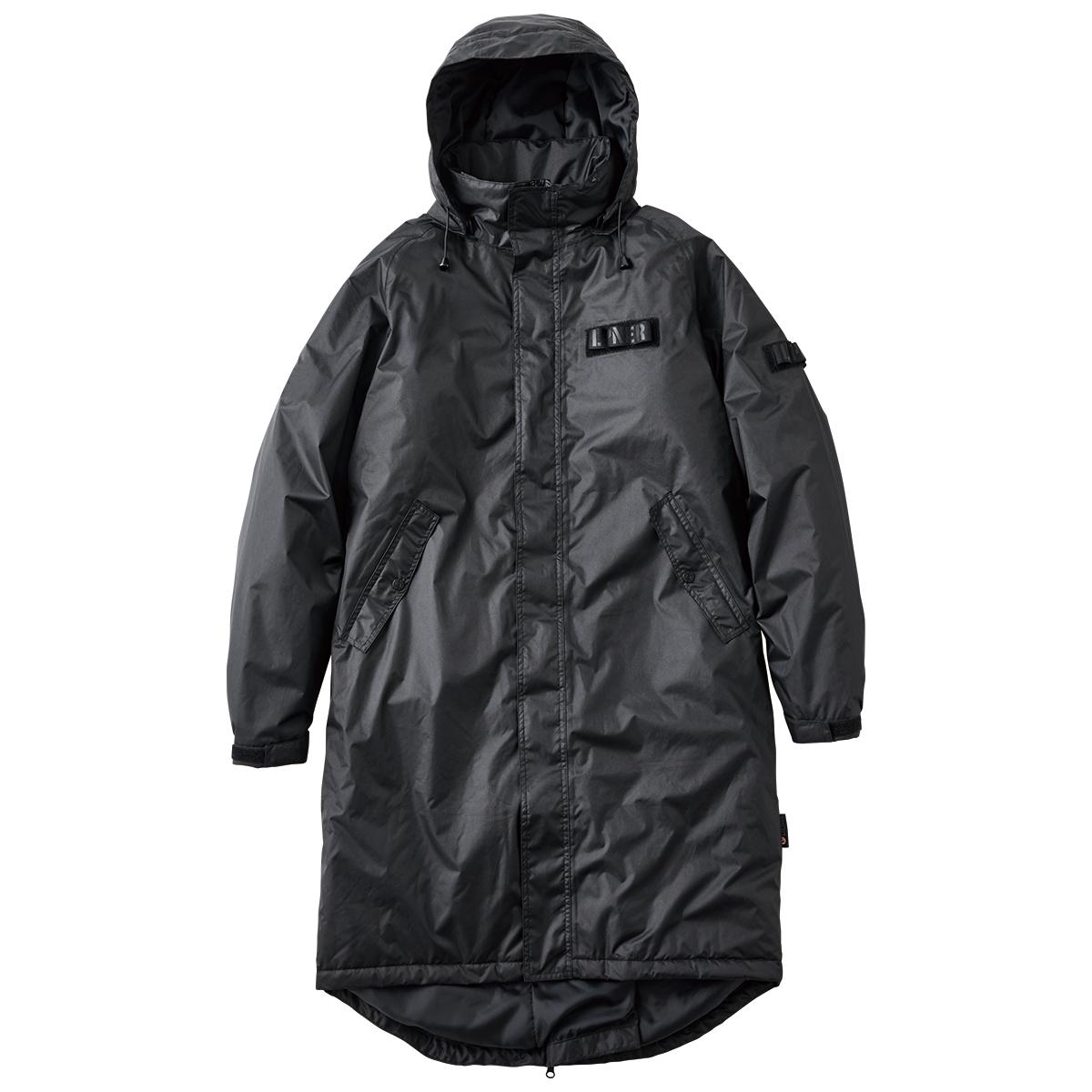 バックパック防水防寒コート スリンキー