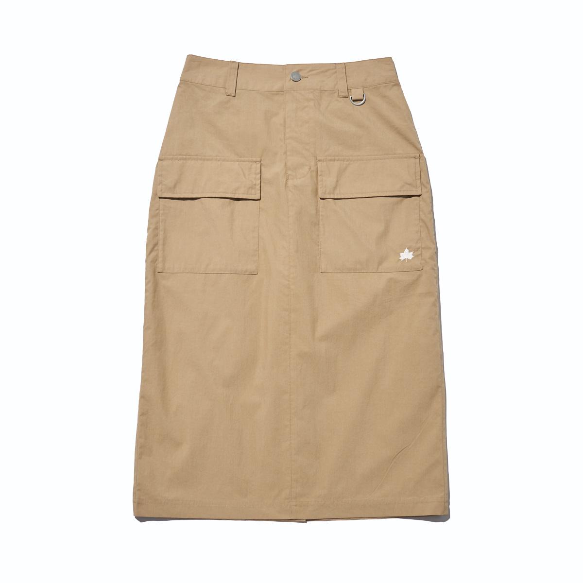 ビッグポケットキャンピングタイトスカート