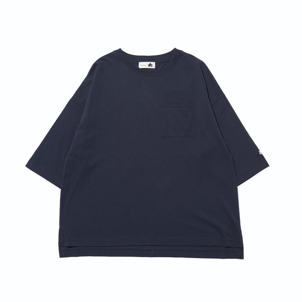 ドライ6分袖Tシャツ