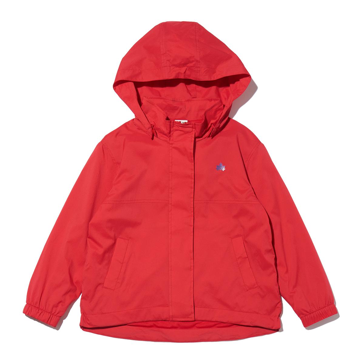 撥水性のある軽量なジャケット
