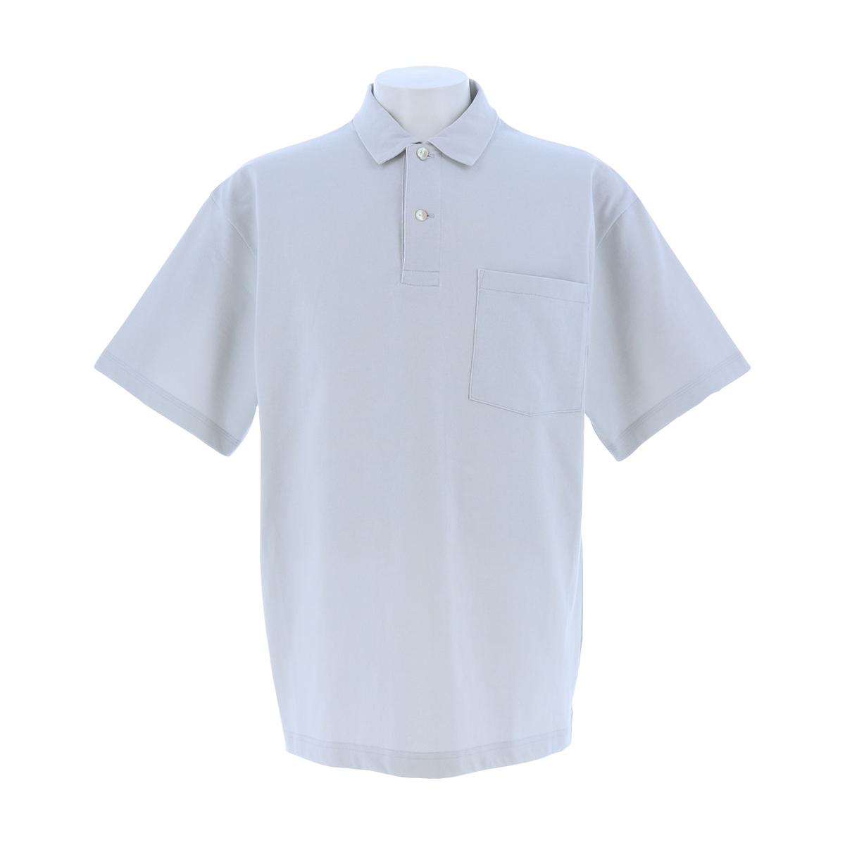 LP 半袖ポロシャツ-BA