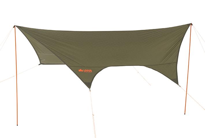 テントにフィットするヘキサタープ!neos PANELスクリーンドゥーブル XLと相性抜群!