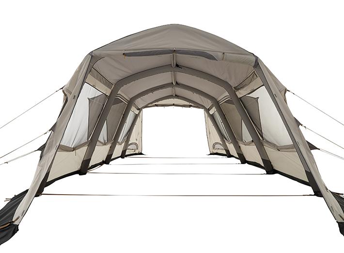 大型スクリーンテントとしても使用可能