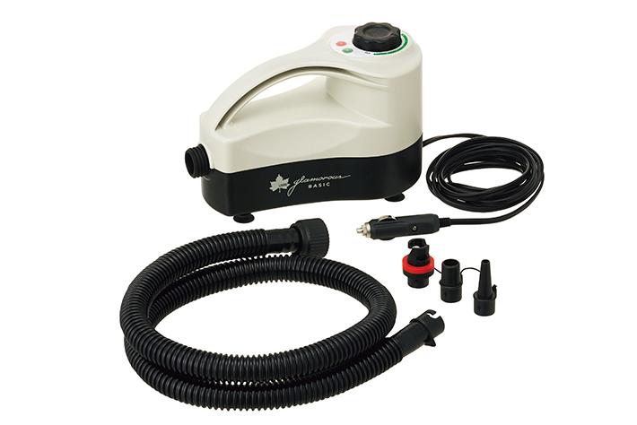 持ち運びに便利な大型の収納バッグ