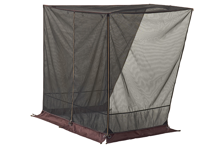 簡単取り付けで3ルーム&紫外線や虫の侵入をブロック!