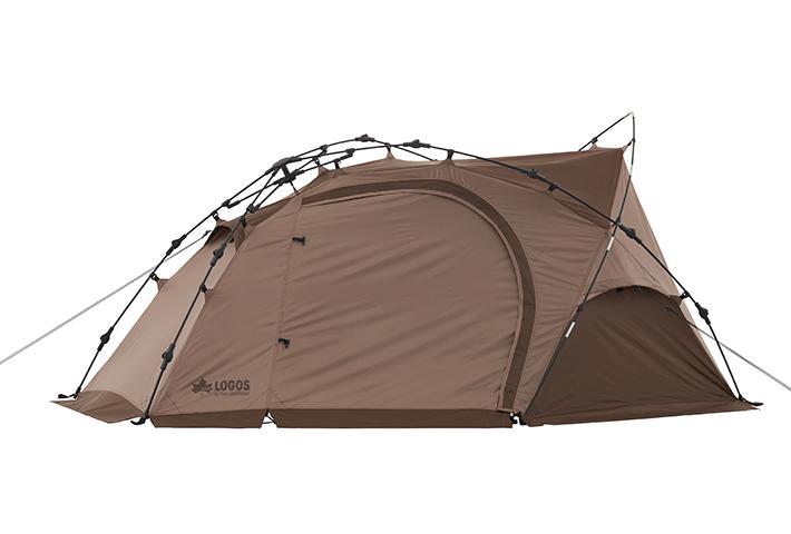 組立て約3分の軽量&コンパクトな1人用テント