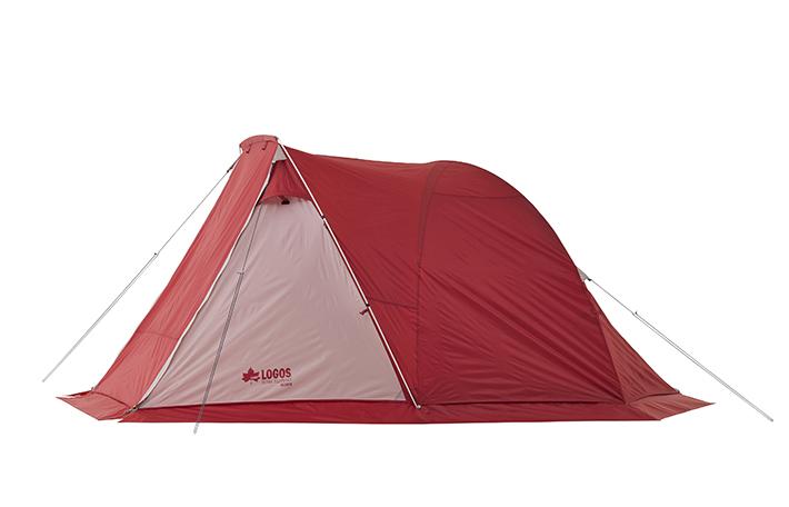 2022年限定モデル。大型前室付きのコンパクトな2人用テント。