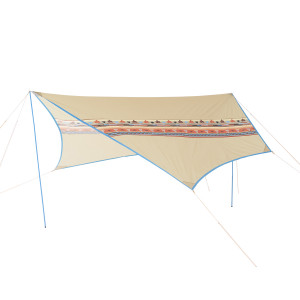 LOGOS ナバホ Tepee ブリッジヘキサタープ-AE