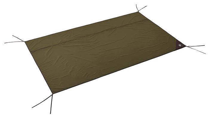 テントの下に敷く快適シート
