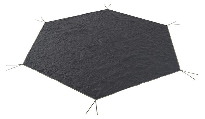 Tepeeテントの下に敷く快適シート