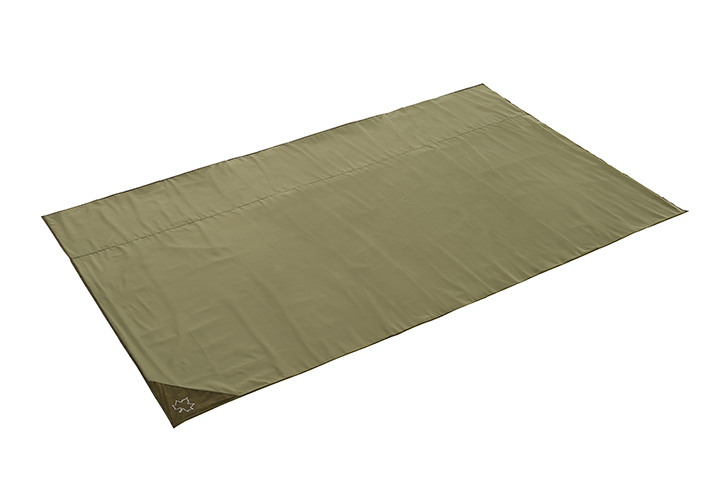 地面の凹凸や冷気、湿気を遮断するWXLサイズのインナーマット