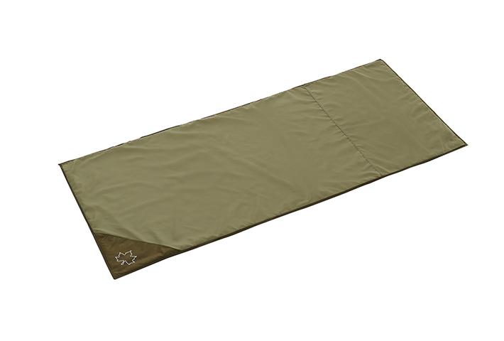 地面の凹凸や冷気、湿気を遮断するSOLOサイズのインナーマット