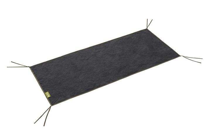 SOLOサイズのテントにぴったり! テントの下に敷く、快適シート