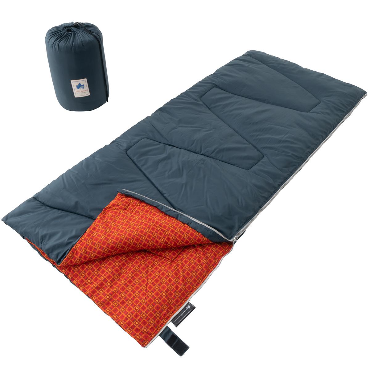 丸洗い寝袋 ドリームジャック・5