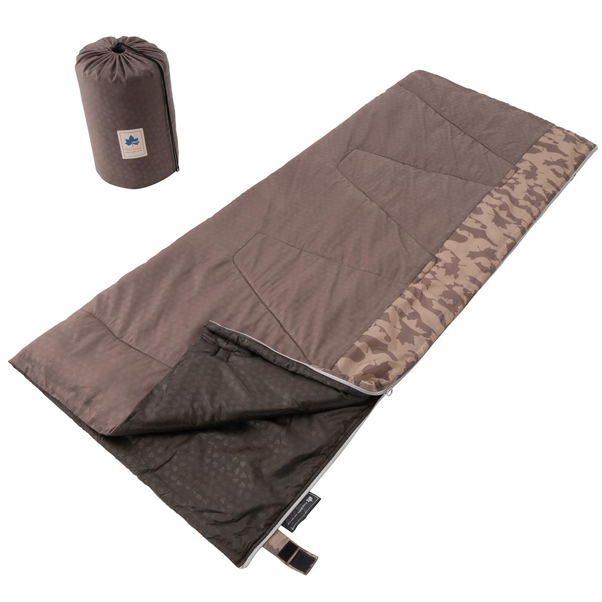 丸洗い寝袋 スリープジャック・2