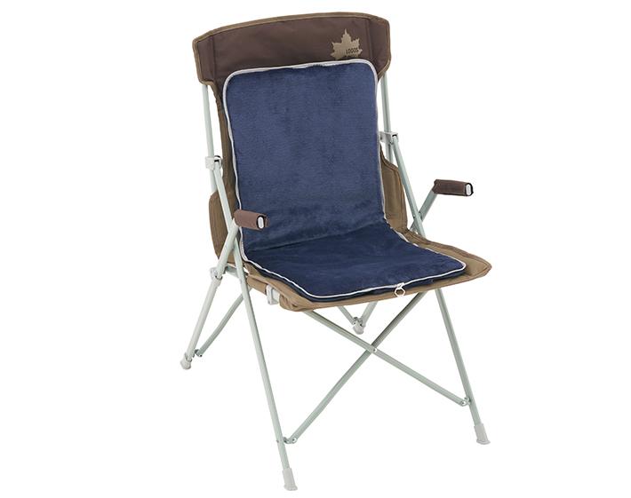 こたつ使用時に取り外した中央部分は、クッションやひざ掛けとしても使用できます。