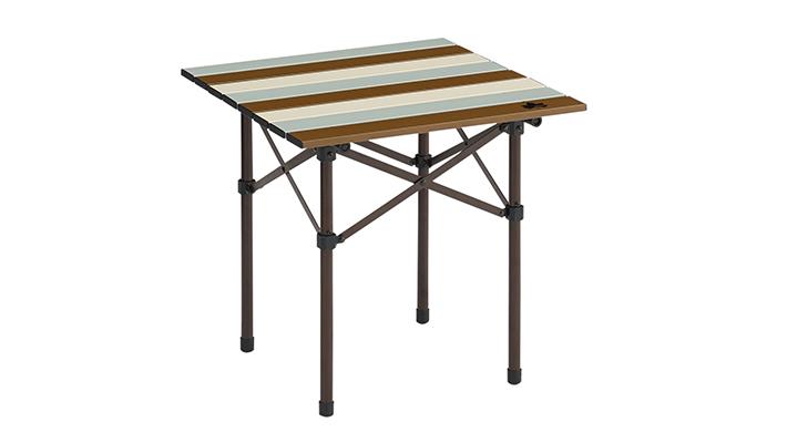 安定感のあるタフなサイドテーブル。