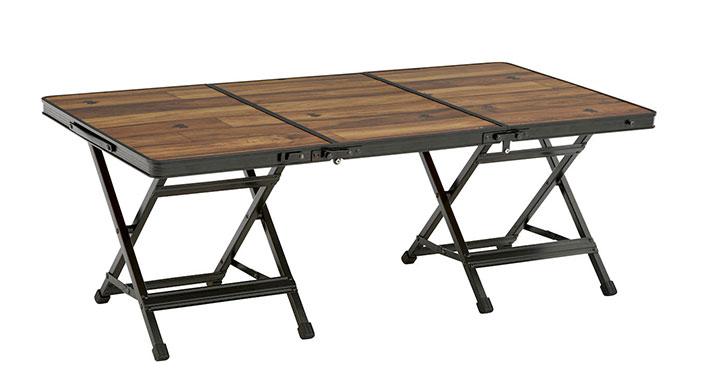 簡単セットアップでテーブル単体使用OK