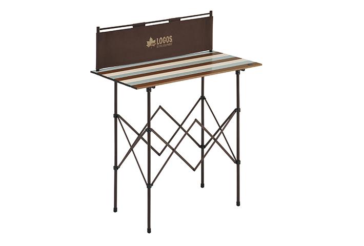 腰がラクな高さ83.5cm!調理が多彩に楽しめる風防付きワイドテーブル