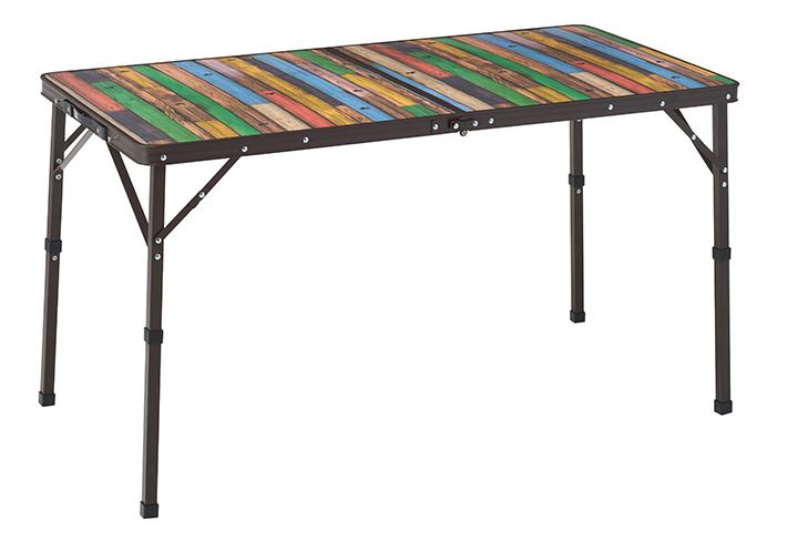 丸洗いできてコンパクト収納!使いやすいサイズのダイニングテーブル