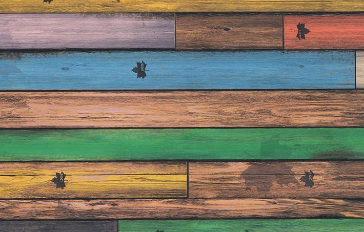 ヴィンテージ古材風天板