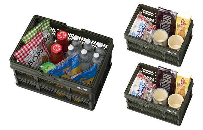 食器や食材の運搬に