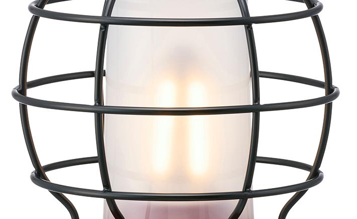 安全、静か、環境にやさしい LEDランタン