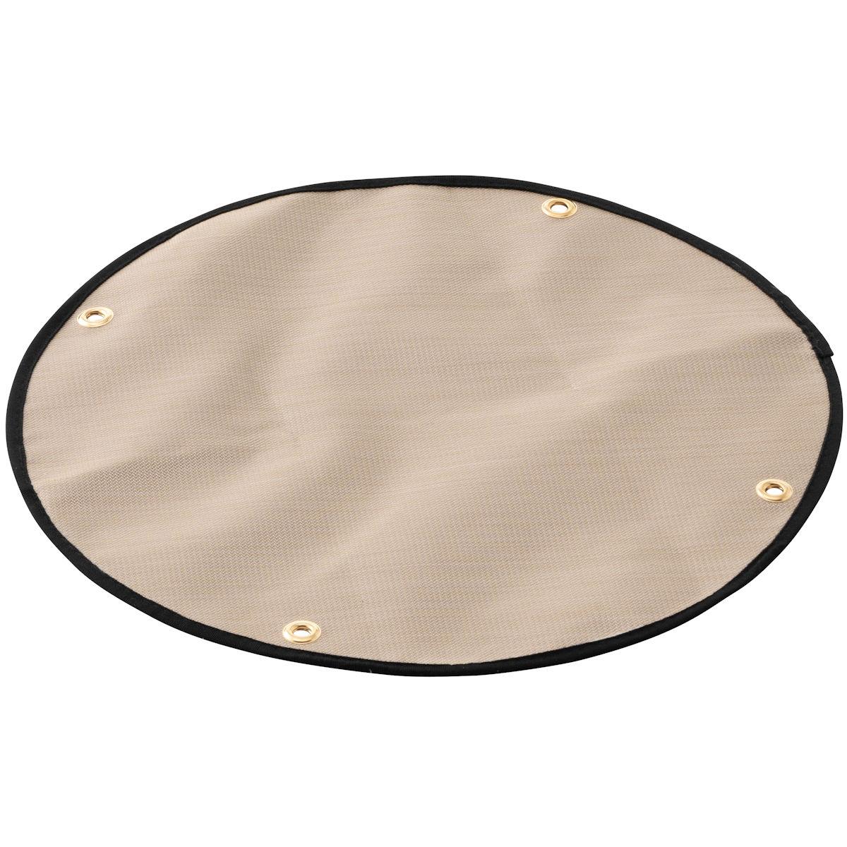 ストーブテーブル 耐火・断熱シート
