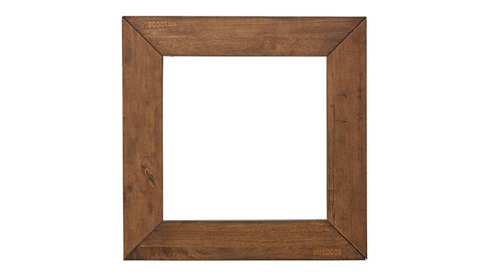 風合いのある木製天板