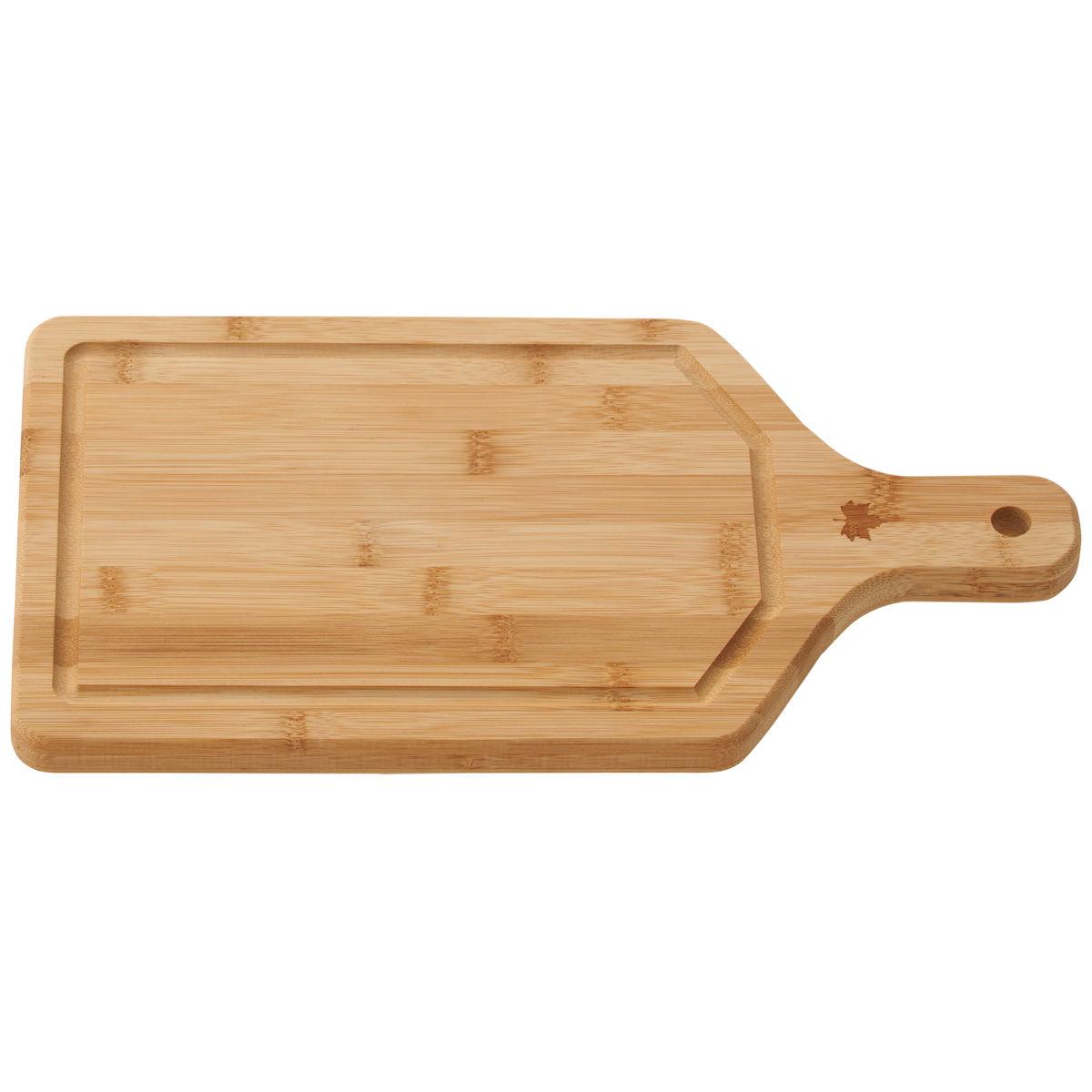 Bamboo 柄付きまな板