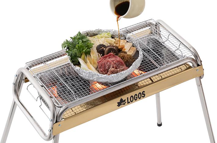 ごはんを炊いたり鍋料理など 様々な調理が可能