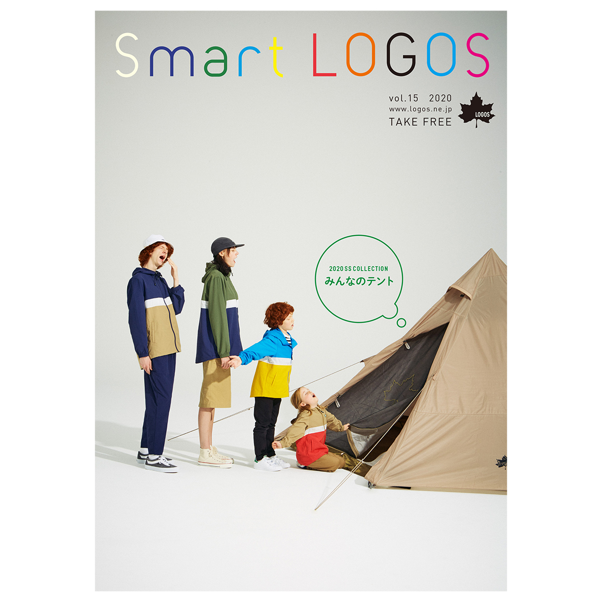 Smart LOGOS vol.15