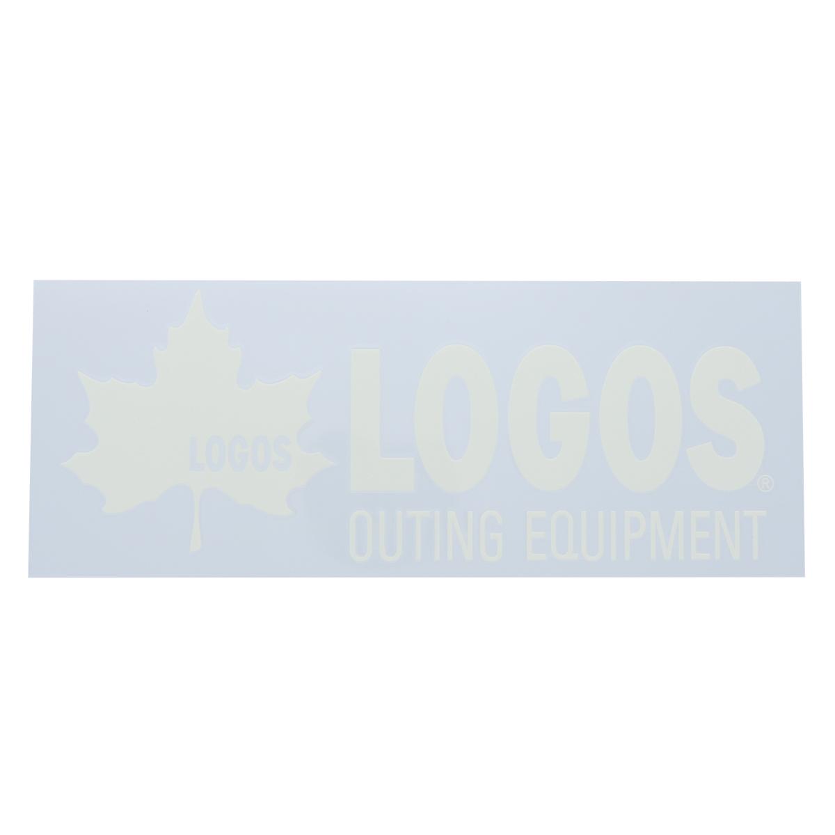 LOGOS カッティングステッカー