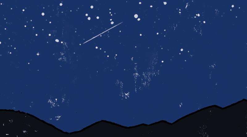星空観察を楽しもう
