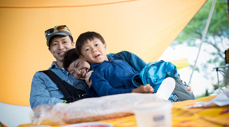 キャンプを安全に楽しむために